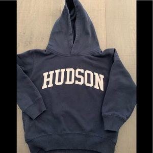 Hudson Hoodie Size 5/6